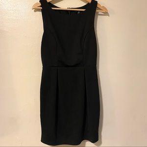 4 / $25 Forever 21 Black Backless Dress, M